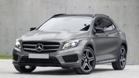 Mercedes Benz GLA (or similar)
