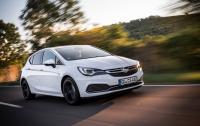 Opel Astra (or similar)