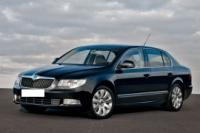 Skoda Superb automatic